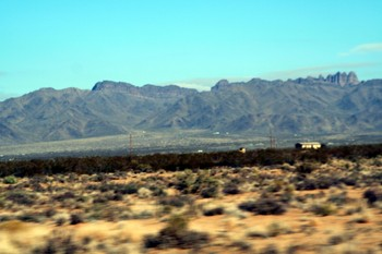 Nevada Arizona Landschaft